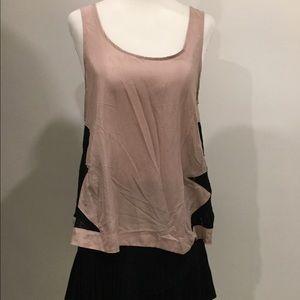 BCBG Generation silk camisole